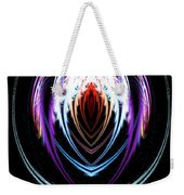 The Angel Of Art Weekender Tote Bag