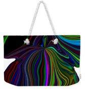 The Angel Of The Rainbow Weekender Tote Bag