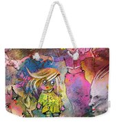 The Angry Father Weekender Tote Bag