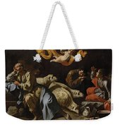 The Annunciation To The Shepherds Weekender Tote Bag
