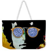 The Answer Is Blowin' In The Wind. Bob Dylan Weekender Tote Bag