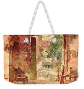 The Antiquarian's Shop Weekender Tote Bag
