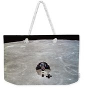 The Apollo 10 Command And Service Weekender Tote Bag