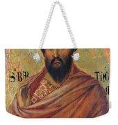 The Apostle Bartholomew 1311 Weekender Tote Bag