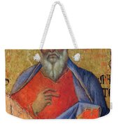The Apostle Matthew 1311 Weekender Tote Bag