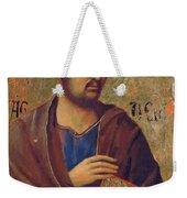 The Apostle Thaddeus 1311 Weekender Tote Bag