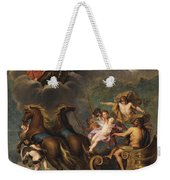 The Apotheosis Of Hercules Weekender Tote Bag