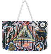 The Apparition Weekender Tote Bag