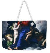 The Apparition Of The Virgin Weekender Tote Bag