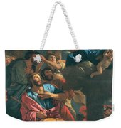 The Apparition Of The Virgin The St James The Great Weekender Tote Bag