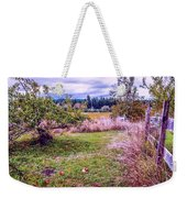 The Apple Never Falls Far From The Tree Weekender Tote Bag