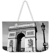 The Arc Di Triomph Weekender Tote Bag