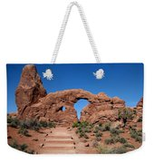 The Arch Weekender Tote Bag