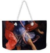 The Archangel Michael Defeating Satan 1635 Weekender Tote Bag