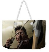The Archer Weekender Tote Bag