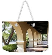 The Arches Mission Santa Ines Weekender Tote Bag
