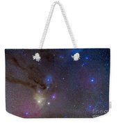 The Area Around The Head Of Scorpius Weekender Tote Bag