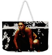 The Arm Collector Rondy Rousey Weekender Tote Bag