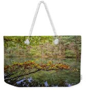 The Arsenic Lake Devon Great Consols Weekender Tote Bag