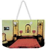 The Art Deco Bedroom Weekender Tote Bag
