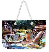 The Art Installation Weekender Tote Bag