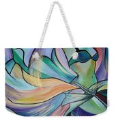 The Art Of Belly Dance Weekender Tote Bag