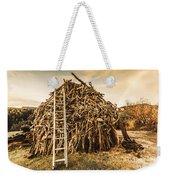 The Art Of Bonfires Weekender Tote Bag