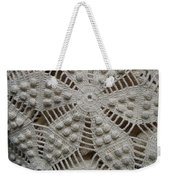 The Art Of Crochet  Weekender Tote Bag