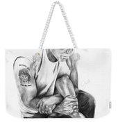 The Art Of Jiujitsu- The Kimura Weekender Tote Bag