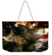 The  Art Of Relaxation Weekender Tote Bag