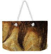 The Art Of Sand Weekender Tote Bag