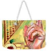 The Art Of Teaching Weekender Tote Bag