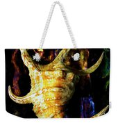 The Arthritic Spider Conch Seashell Weekender Tote Bag
