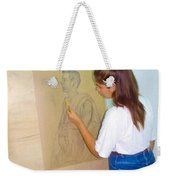The Artist Weekender Tote Bag