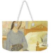 The Artist In Her Room In Paris Weekender Tote Bag