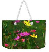 The Artistic Side Of Nature Weekender Tote Bag