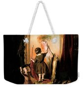 The Artist's Dream Weekender Tote Bag