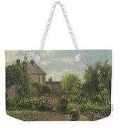 The Artist's Garden At Eragny Weekender Tote Bag