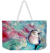 The Artist's Mind  Weekender Tote Bag
