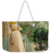 The Artist's Wife Weekender Tote Bag