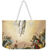 The Ascension Weekender Tote Bag by English School