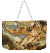 The Ascension Of Virtue Weekender Tote Bag