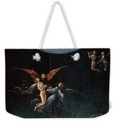 The Ascent Of The Blessed Hieronymus Bosch Weekender Tote Bag