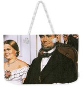 The Assassination Of Abraham Lincoln Weekender Tote Bag by John Keay