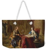 The Astronomy Lesson Of The Duchesse Du Maine Weekender Tote Bag