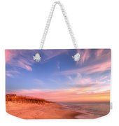 The Atlantic Coast At Sunrise Weekender Tote Bag