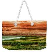 The Atlantic White Cedar Swamp Trail Weekender Tote Bag