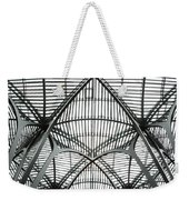 The Atrium At Brookfield Place - Toronto  Ontario Canada Weekender Tote Bag
