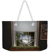 The Attic Window Weekender Tote Bag