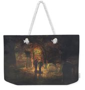 The Autumn Of Our Life Weekender Tote Bag
